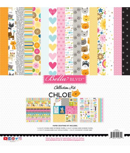 BELLA BLVD - Chloe 12x12 Inch Collection Kit
