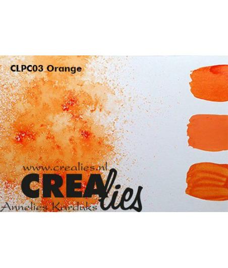 CREALIES - Pigment Color powder Orange