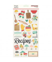 SIMPLE STORIES - Apron...