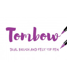 TOMBOW - ABT-685 Deep Magenta Dual Brush Pen