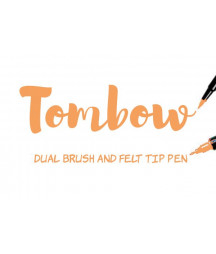 TOMBOW - ABT-912 Pale Cherry Dual Brush Pen