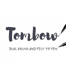 TOMBOW - ABT N55 N45 Cool Grey 10 Dual Brush Pen