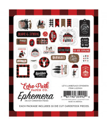 ECHO PARK -  Let's Lumberjack - Ephemera