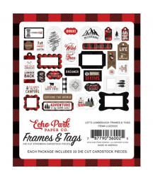 ECHO PARK - Let's Lumberjack - Frames & Tags