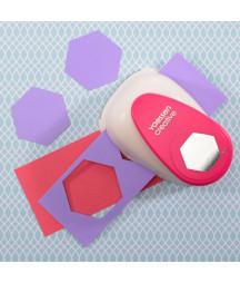 VAESSEN CREATIVE - Craft punch hexagon jumbo+