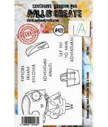 AALL & CREATE - Stamp Set -...