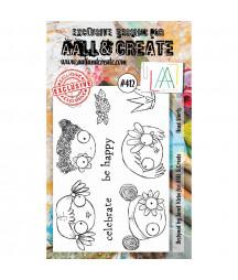 AALL & CREATE - 412 Stamp...