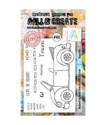 AALL & CREATE - 411 Stamp...