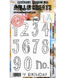 AALL & CREATE - 405 Stamp...