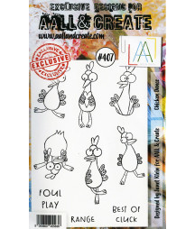 AALL & CREATE - 407 Stamp...