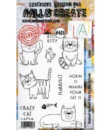 AALL & CREATE - 408 Stamp...