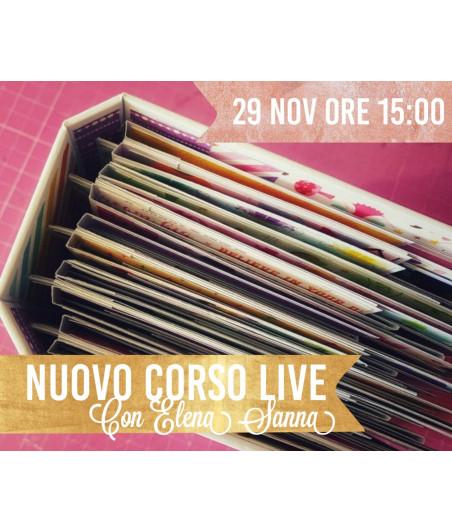 IMMAGINELAB - CORSO LIVE FACEBOOK CON ELENA SANNA 29 NOVEMBRE 2020