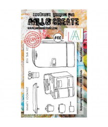 AALL & CREATE - 410 Stamp...