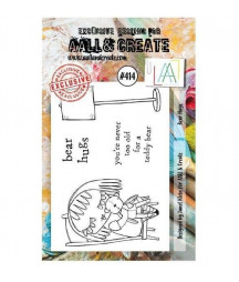 AALL & CREATE - 414 Stamp...