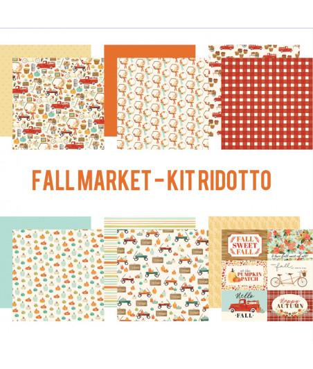 CARTA BELLA -  Fall Market - Collection Kit (RIDOTTO)
