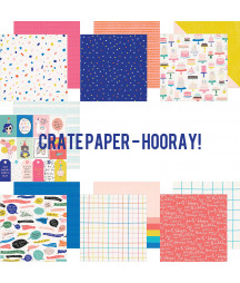 CRATE PAPER - Hooray! -...