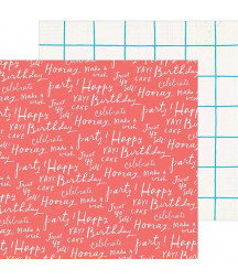 CRATE PAPER - Hooray! - Collencition kit (RIDOTTO)