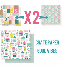 CRATE PAPER - Good Vibes -...