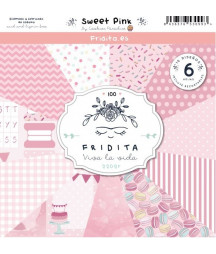 FRIDITA - SWEET PINK 6f set...