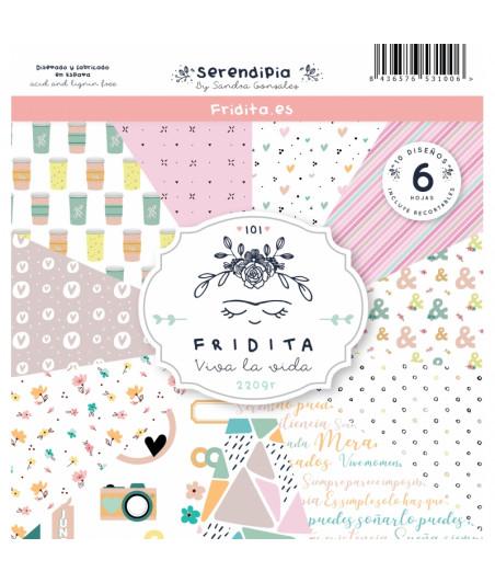 FRIDITA - Serendipia 6f set 12x12