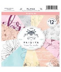 FRIDITA - FLORA 12f set 12x12
