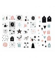FRIDITA - Die cuts Navidad...
