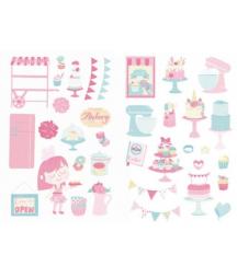 FRIDITA - Die cuts Sweet Pink