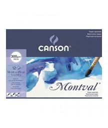 CANSON - Blocco acquerello...
