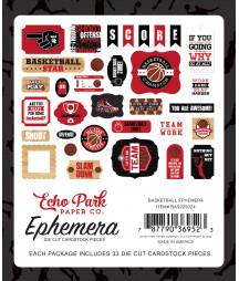ECHO PARK - Basketball Ephemera