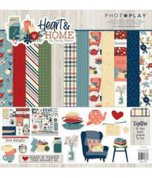 PHOTOPLAY - Heart & home -...