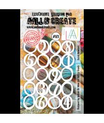 AALL & CREATE - Stencil 101