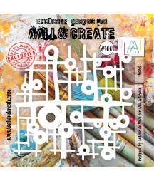 AALL & CREATE - Stencil 100