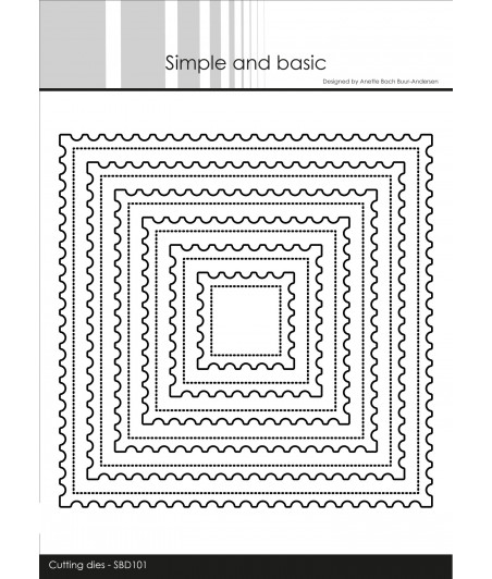 SIMPLE AND BASIC - Square Dies