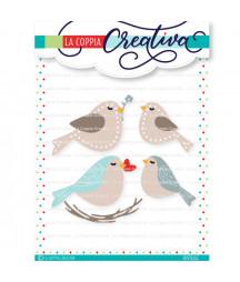 COPPIA CREATIVA - Uccellini