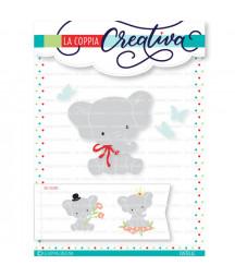 COPPIA CREATIVA - Elefantino