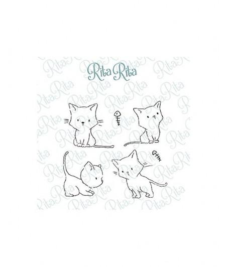 RITA RITA - Sello kittys de Panda