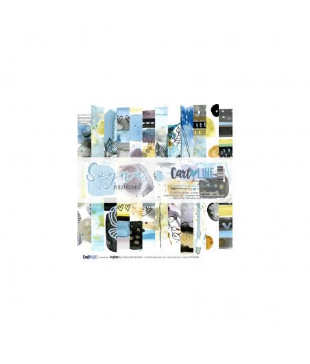 CartoLINE - Sogna by Erica Nicomedi 6''x6''