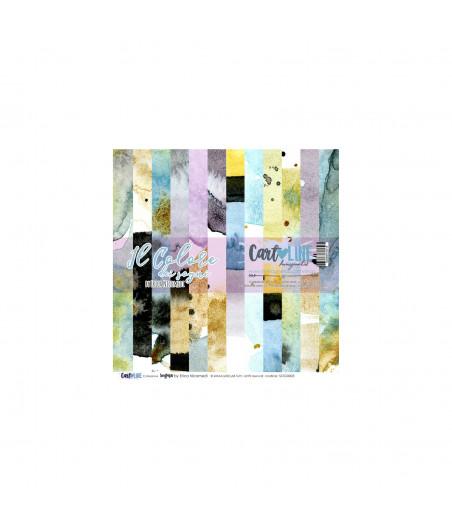 CartoLINE - Il colore dei sogni by Erica Nicomedi 6''x6''