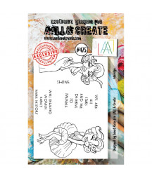 AALL & CREATE - 475 Stamp...