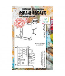 AALL & CREATE - 476 Stamp...