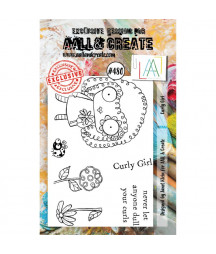 AALL & CREATE - 480 Stamp...