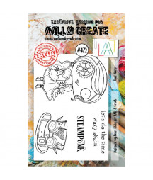 AALL & CREATE - 472 Stamp...
