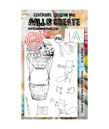 AALL & CREATE - 467 Stamp...