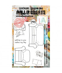 AALL & CREATE - 461 Stamp...