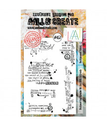 AALL & CREATE - 457 Stamp...
