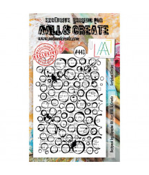 AALL & CREATE - 443 Stamp...