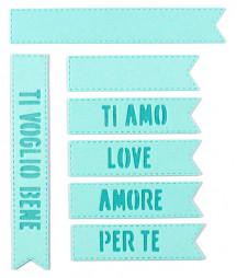 IMPRONTE D'AUTORE - Tag Amore