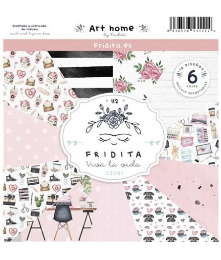FRIDITA - ART HOME 12x12