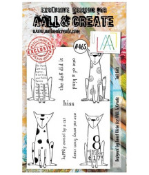 AALL & CREATE - 465 Stamp...