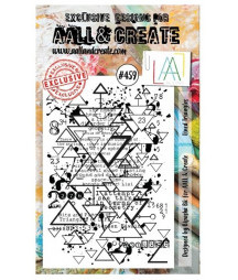 AALL & CREATE - 459 Stamp...